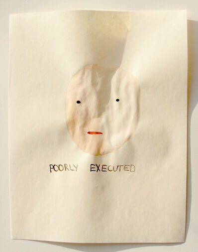 Julia Kuhl, 'Poorly Executed', 2010