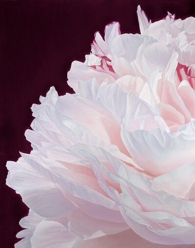 Donald Peeler, 'Pale Pink Peony', 2010