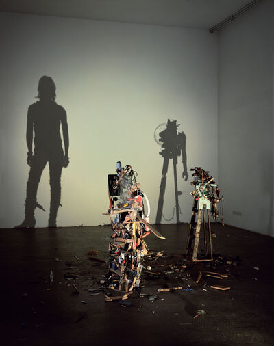 Tim Noble & Sue Webster, 'Nasty Pieces of Work', 2008-2009