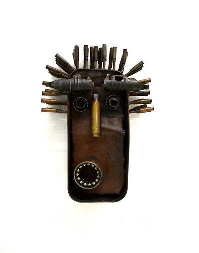 Gonçalo Mabunda, 'Untitled Mask 6', 2016