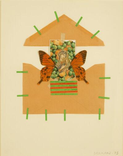 Joe Brainard, 'Madonna of Peas', 1975
