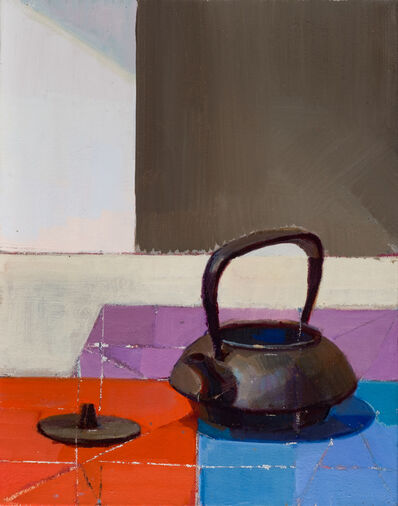 Hiroshi Sato, 'Teapot I', 2016