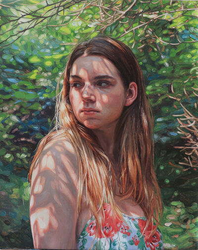 Laura Sanders, 'By Herself, State Park', 2019
