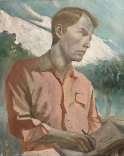 Danilo Buccella, 'The Author', 2017