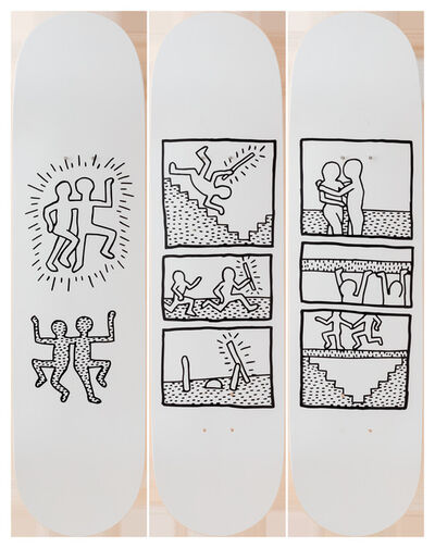Keith Haring, 'Untitled 1981', 2019