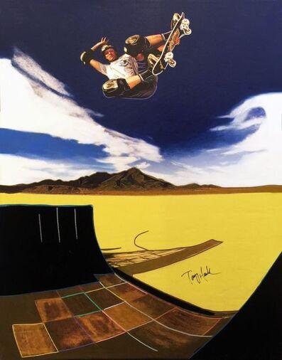 Steve Kaufman, 'TONY HAWK', 1995-2005