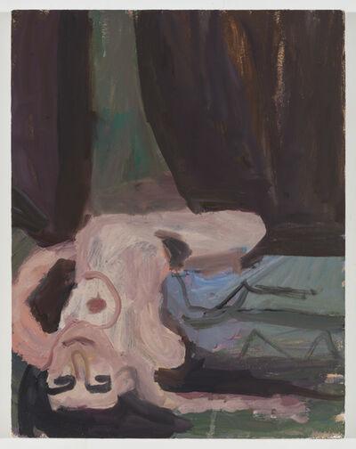 Janice Nowinski, 'Upside Down Nude II', 2019