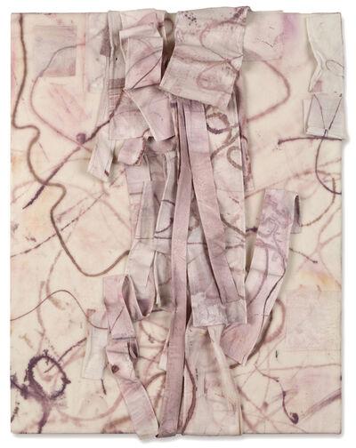 Deborah Winiarski, 'Lines Written: Rose II ', 2017