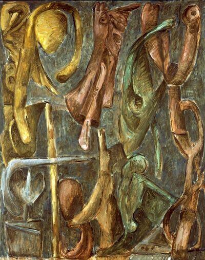 Markus Lüpertz, 'Engelsturz, 1988', 1988