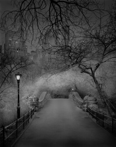 Michael Massaia, 'Deep In A Dream - Central Park - Gapstow Bridge', 2009