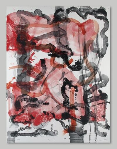Ed Moses, 'Untitled Abstraction IV', 1992-2010