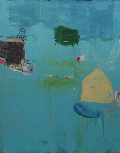 Gary Komarin, 'Blue Taki'