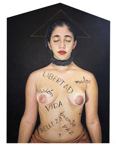 Leonardo Eymil, 'Orgullo / Pride', 2021