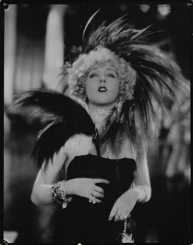 """Clarence Sinclair Bull, 'Mae Murray in """"The Merry Widow""""', 1925"""
