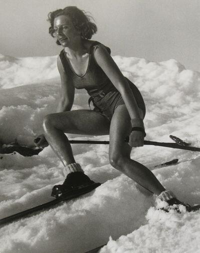 Martin Munkácsi, 'Leni Riefenstahl', 1931