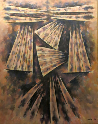 Alfredo Hlito, 'Sin título', 1974