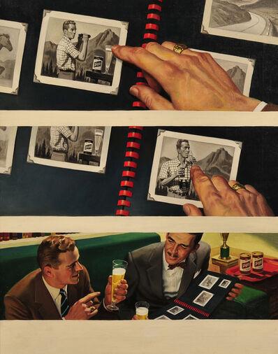 John Philip Falter, 'Schlitz Beer Advertisement', 1950