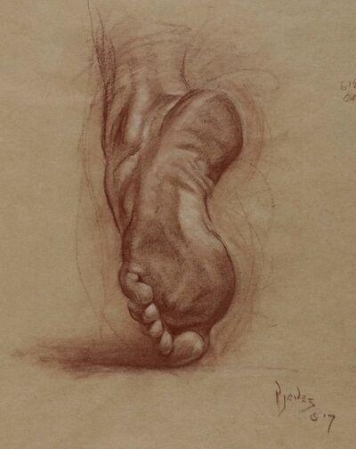 Patrick Jones, 'Under Foot'