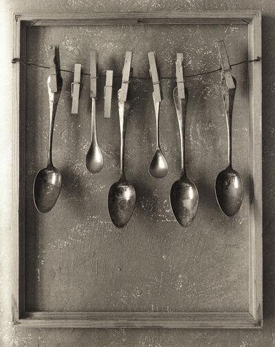 Robert Maxwell, 'Spoons', 1994