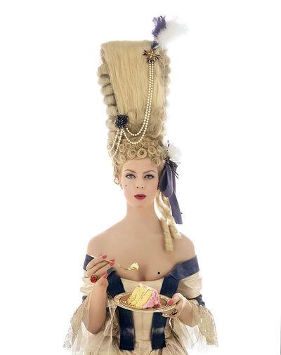 William Helburn, 'Let Them Eat Cake: Angela Howard, Helene Curtis', ca. 1961