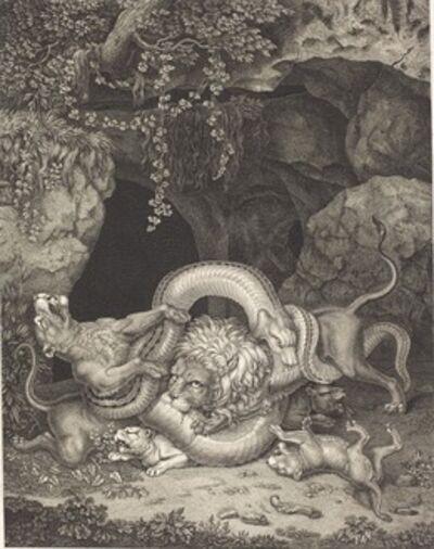 Johann Heinrich Wilhelm Tischbein, 'The Animal Laocöon', 1796