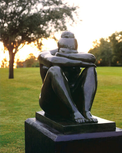 Aristide Maillol, 'La nuit', Conceived in 1902 and cast at a later date