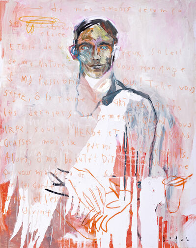 Gopal Dagnogo, 'Anonymous n°1', 2019