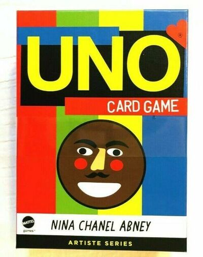 Nina Chanel Abney, 'Nina Chanel Abney Exclusive Uno Limited Edition Playing Art Edition Mattel ', 2020