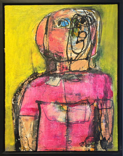 John Barker, 'Woman Called Sparrow', 2015