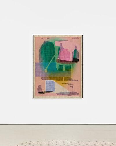 David Renggli, 'Desire Painting: Lago di Pillgreen', 2019