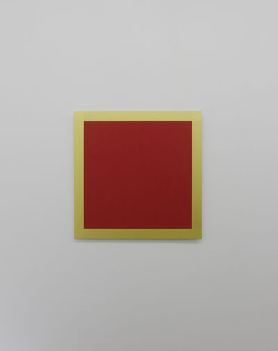 Winston Roeth, 'Red / Gold', 2007