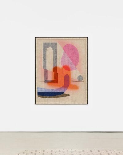 David Renggli, 'Desire Paintings: Hail al Vento', 2019