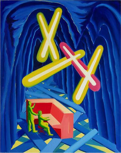 Mihael Milunovic, 'Blue Cave', 2012