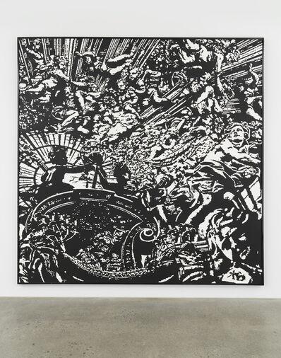 Peter Nagy, 'God Lie', 1988