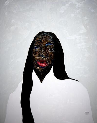 Amoako Boafo, 'Owusu', 2019
