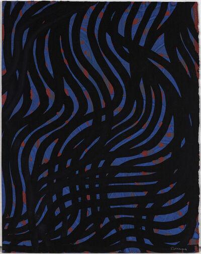 Sol LeWitt, 'Swirl', 2001