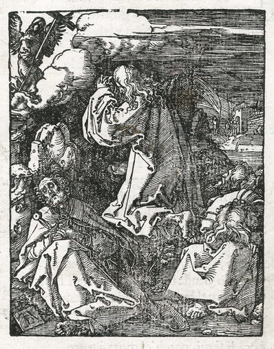 Albrecht Dürer, 'The Agony in the Garden', 1612