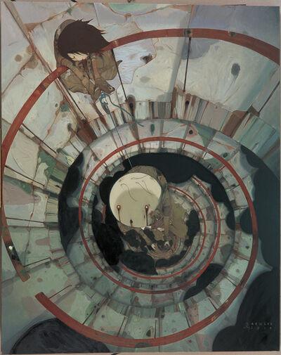 Arx Lee (Li Chaoxiong), 'BUDA PEST - STAIRS', 2010