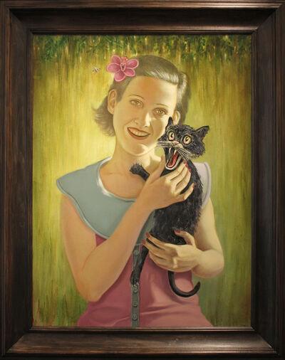 Gregg Gibbs, 'Scaredy Cat', 2014