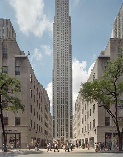 David Leventi, '30 Rockefeller Plaza, New York, New York', 2005-2007
