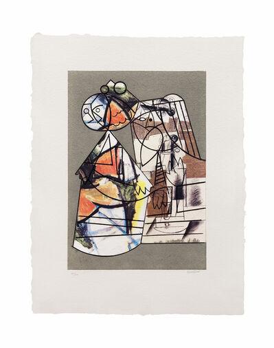 Manolo Valdés, 'Cubismo como pretexto X', 2003