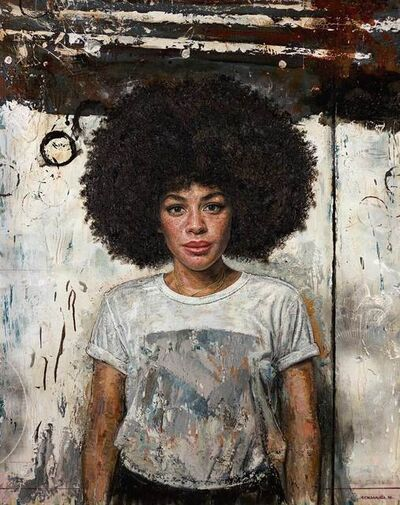 Tim Okamura, 'The Berliner', 2018