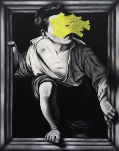 Petra von Kazinyan, 'Escape (After Pere Borrell del Caso)', 2014