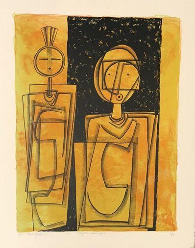 Dan Namingha, 'Mystic Images', 1978-1982