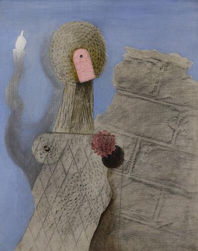 Max Ernst, 'La Fleur du Désert (also known as La Rose du Désert)', 1925