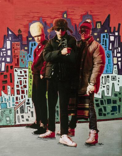 Janette Beckman, 'ALICE MISRACHI, Beastie Boys', 1985/2014
