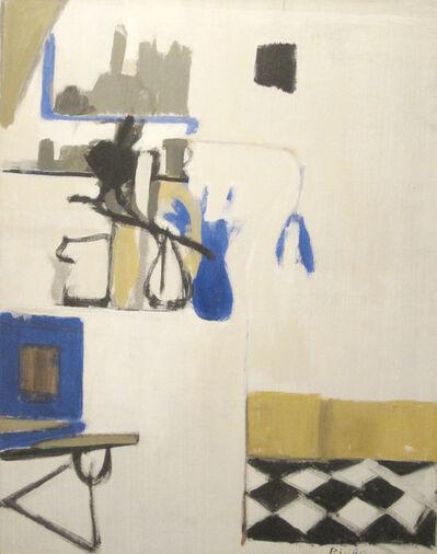 Janice Biala, 'Cuisine Fond Blanc', 1969