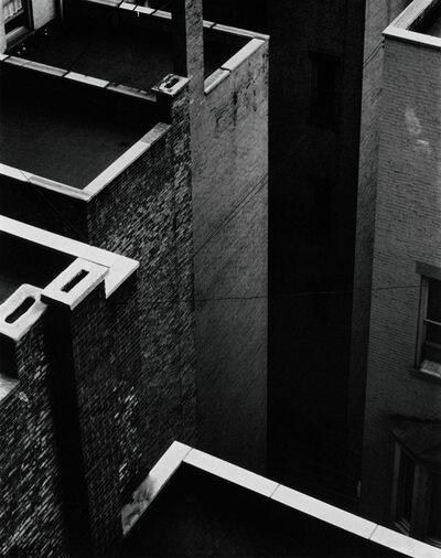 Paul Strand, 'The Court, New York', 1924