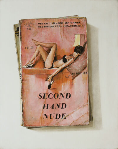 Holly Farrell, 'Second Hand Nude Paperback', 2016