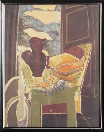 Georges Braque, 'Toilette devant la Fenêtre', ca. 1960